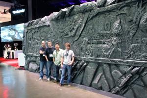 Bethesda stand on E3