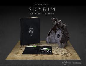 Skyrim коллекционное издание