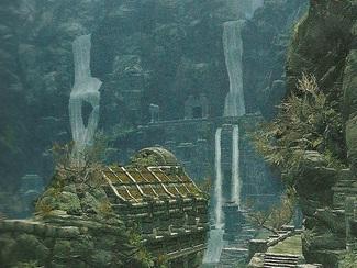 Старинные руины скайрима